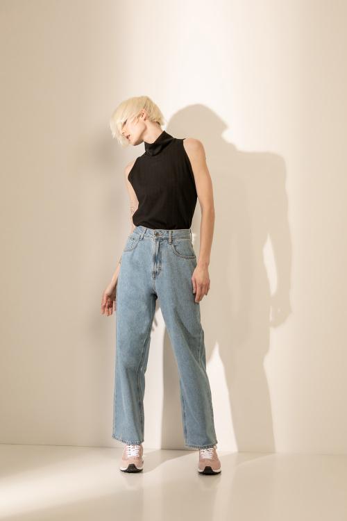 Yes I Am Jeans - Calça Biografia
