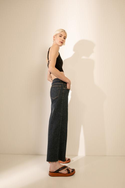 Yes I Am Jeans - Calça Bromélia